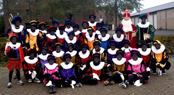 Foto Sinterklaas in Vlijmen